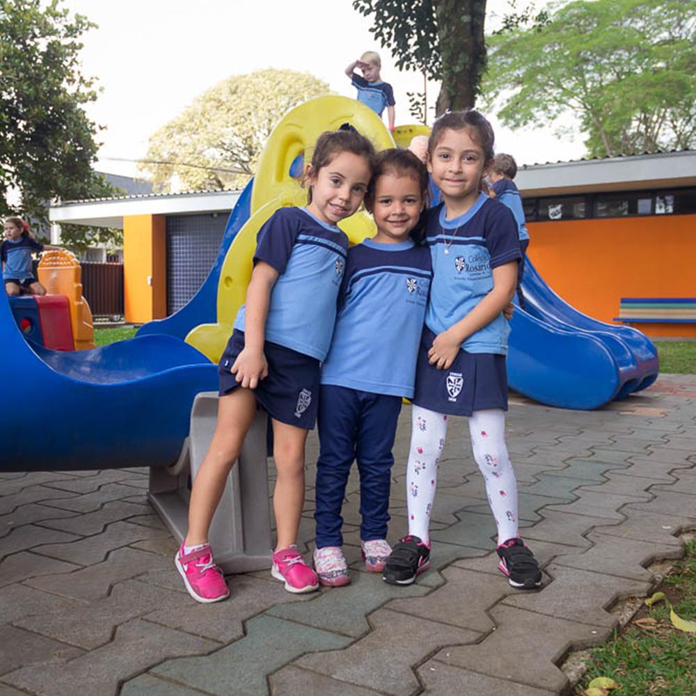 Educação Infantil Colégio Rosário Curitiba
